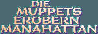 Die_Muppets_erobern_Manhattan_logo