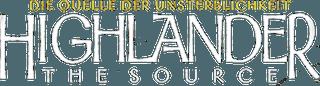 Highlander_-_The_Source_logo