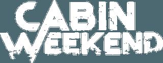 Cabin_Weekend_logo