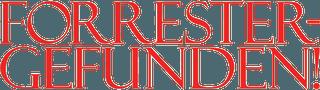 Forrester_-_Gefunden_logo